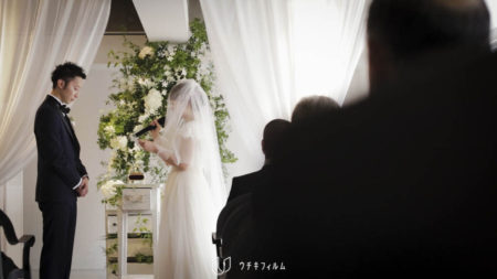 No.023 2016.06 シエロイリオでの結婚式