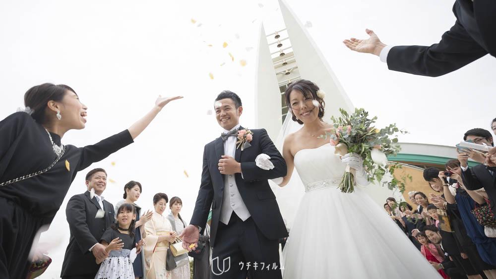 2016.10 ヒルトン小田原 リゾート&スパでの結婚式