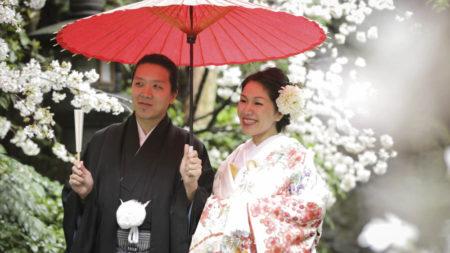 2017.4 つきじ治作での結婚式