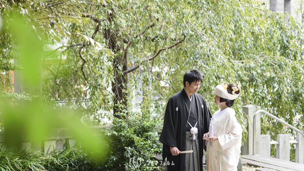 2017.10 乃木神社・乃木會舘での結婚式