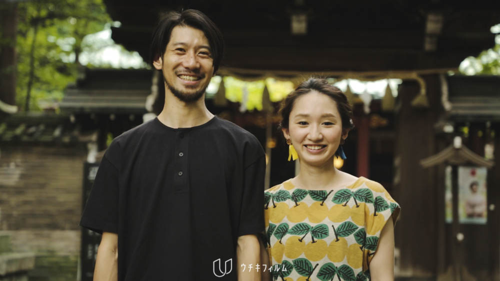2017.11 赤坂氷川神社での結婚式