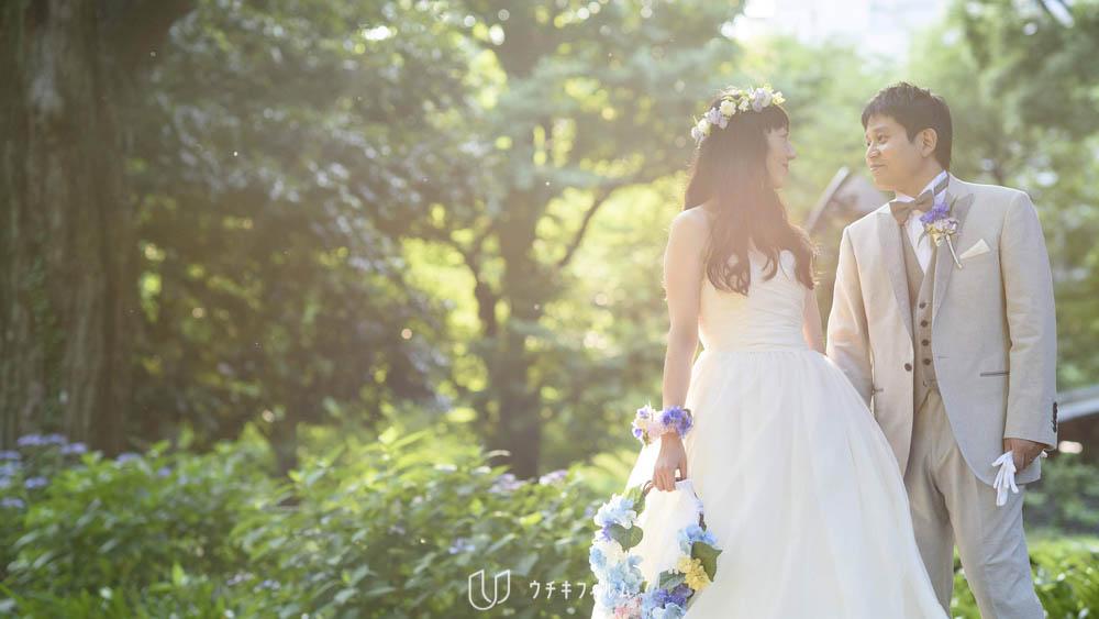 2018.06 日比谷パレスでの結婚式