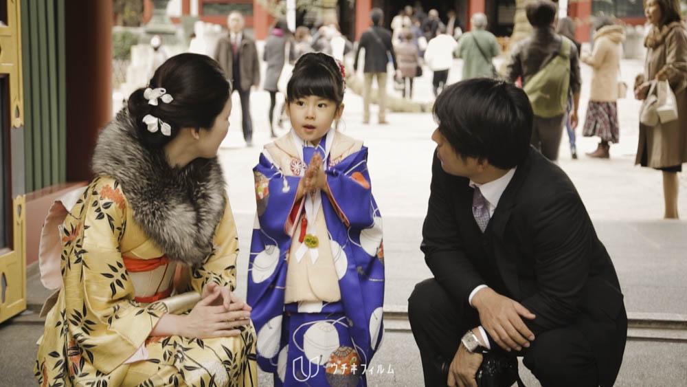 2015.12 七五三(赤坂日枝神社での出張撮影)