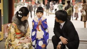 日枝神社七五三出張撮影