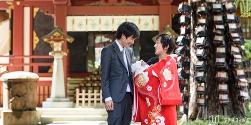 お宮参り | スサノオ神社への出張撮影 [photo]