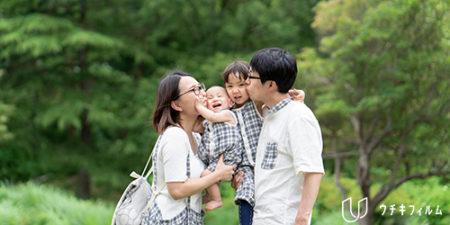 1歳お誕生日記念 | 生田緑地への出張撮影 [photo]