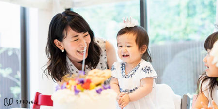 1歳お誕生日記念 | ご自宅〜公園への出張撮影 [photo]