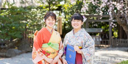 伊勢山皇大神宮での成人と中学卒業の記念の出張撮影